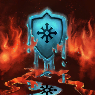 Global Warming Card Artwork