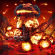 Cluster Explosion Card Icon
