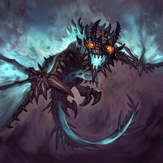 Lost Dragon Card Artwork