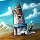 Bandit Wizard Tower Entity Icon