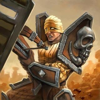 Commandos Card Artwork