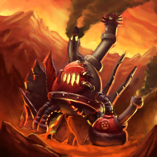 Infernal Machine Card Artwork