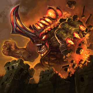 Juggernaut (Promo) Card Artwork