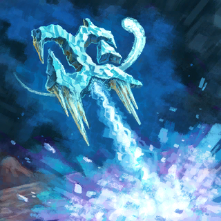 Glyph of Frost Card Artwork