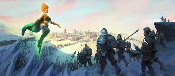 Siege of Hope Banner