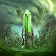 Earth Crystal Card Icon