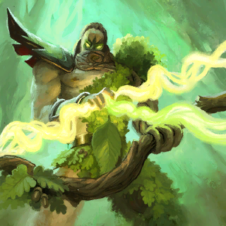 Spirit Hunters Card Artwork