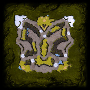 Nightmare Shard Minimap