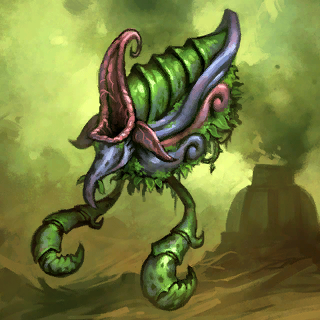 Energy Parasite Card Artwork