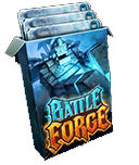 Card Pack Icon Frost