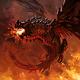 Fire Dragon Card Icon
