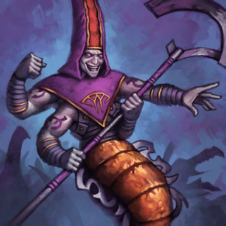 Cultist Master Card Artwork