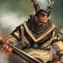 Bandit Master Healer Entity Artwork