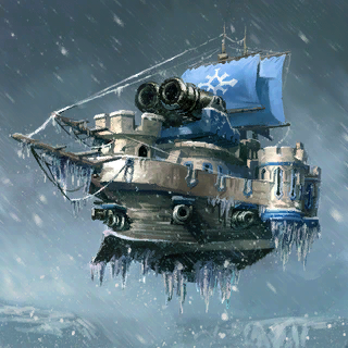Battleship Card Artwork