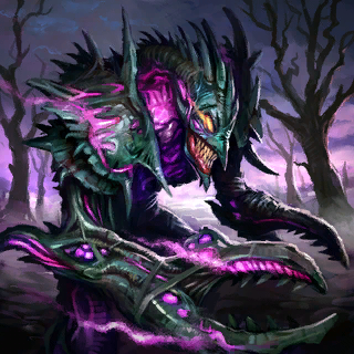 Mutating Frenzy Card Artwork