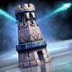 Defense Tower Card Icon