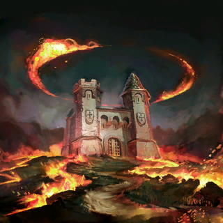 Scorched Earth Card Artwork
