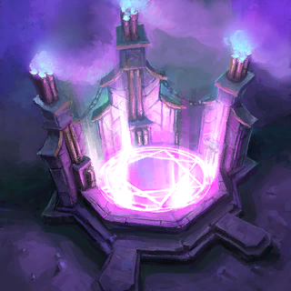 Portal Nexus Card Artwork