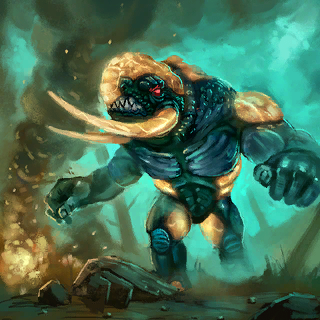 Abomination Card Artwork