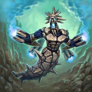 Stone Tempest Card Artwork