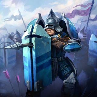 Defenders Card Artwork