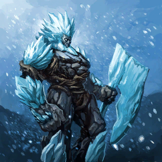 Avatar of Frost Card Artwork