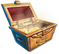 Gold Chest Icon 2