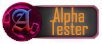 Alpha Tester Role Icon