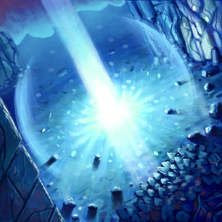 Frost Shard Card Artwork