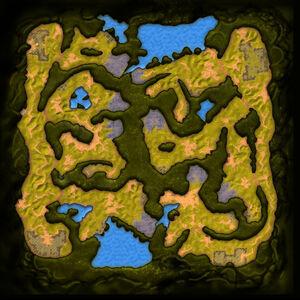 The Dwarven Riddle Minimap