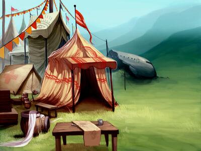 Misc tents