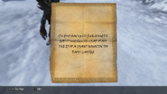 S'oggy's letter to Fün 3