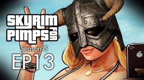 Skyrim For Pimps - Grand Theft Solitude (S5E13) - Walkthrough