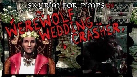 Skyrim For Pimps - Werewolf Wedding Crasher (S1E07) Dark Brotherhood Walkthrough-0