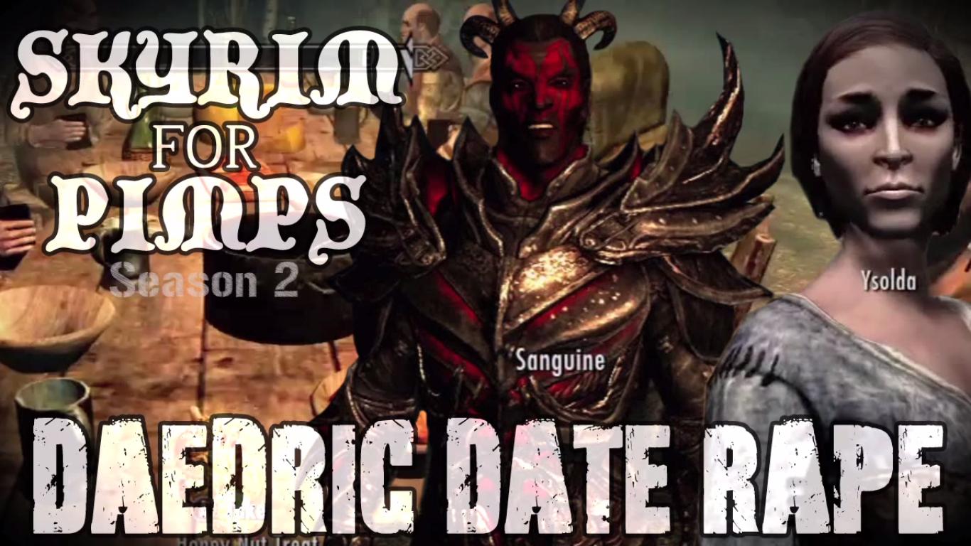 Daedric Blind Date   Skyrim For Pimps Wiki   FANDOM ...