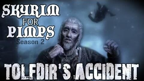 Skyrim For Pimps - Tolfdir's Accident (S2E05) College of Winterhold Walkthrough-0