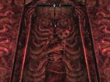 Hiding In Grandma's Coffin