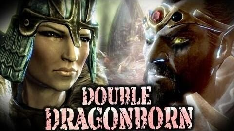 Skyrim For Pimps - Double Dragonborn (S4E19) - Dragonborn Walkthrough-0
