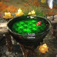 Undeath cauldron