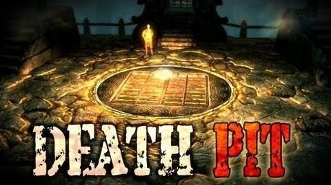 Skyrim For Pimps - Death Pit (S4E16) - Dragonborn Walkthrough-0