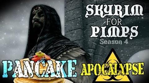 Skyrim For Pimps - Pancake Apocalypse (S4E07) Hearthfire Walkthrough-0