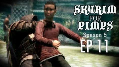 Skyrim For Pimps - Hide and Go Smash (S5E11) - Walkthrough