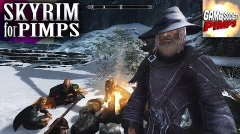Skyrim For Pimps - Fellowship of the C**k Ring (S6E28) - Walkthrough - GameSocietyPimps