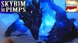 Skyrim For Pimps - Drag 'N Rend (S6E25) - Walkthrough - GameSocietyPimps