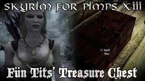 Skyrim For Pimps - Fun's Lost Treasure (S1E13) Dark Brotherhood Walkthrough