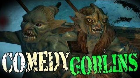 Skyrim For Pimps - Comedy Goblins (S4E14) Dragonborn Walkthrough-0