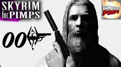 Skyrim For Pimps - The Spy Who Bugged Me (S6E20) - Walkthrough - GameSocietyPimps