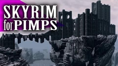 Skyrim For Pimps - Winterhold SUCKS (S6E08) - Walkthrough - GameSocietyPimps