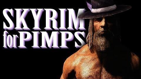 Skyrim For Pimps - Kill the Chickens (S6E01) - Walkthrough - GameSocietyPimps