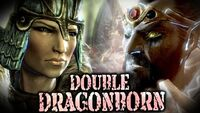 Double dragonborn